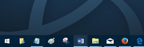 Pin Carpeta de descargas a la barra de tareas e inicio en Windows 10
