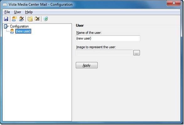 Leer correos electrónicos en windows 7 media center