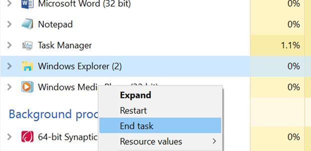 Reconstruir el paso 10 de la caché de iconos de Windows 10