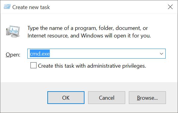 Rebuild Windows 10 icon cache step12