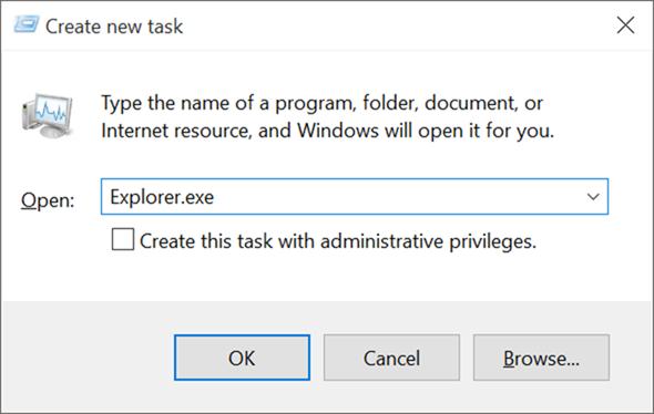 Reconstruir el paso 15 de la caché de iconos de Windows 10