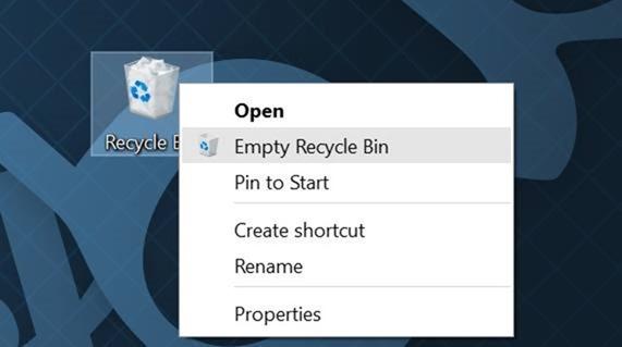 Reconstruir el paso 6 de la caché de iconos de Windows 10