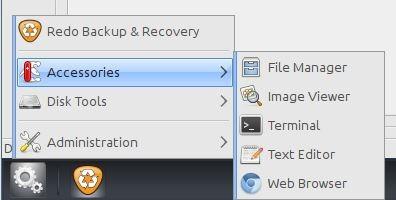 Rehacer imagen de copia de seguridad y recuperación1