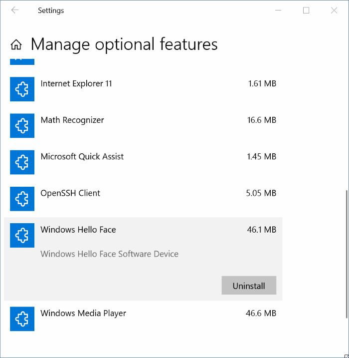 Reducir el tamaño del almacenamiento reservado en Windows 10 pic2