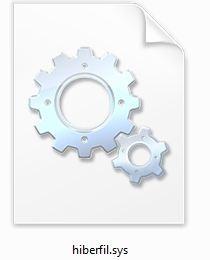 Reduce Hibernate File size