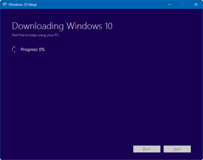 Actualizar la herramienta Windows para Windows 10 pic3