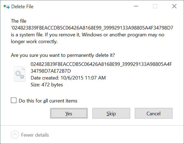 Reinstalar Microsoft Edge en Windows 10 step6