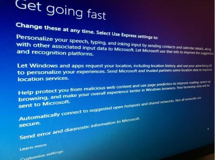 Reinstalar Windows 10 sin paso de pérdida de datos18