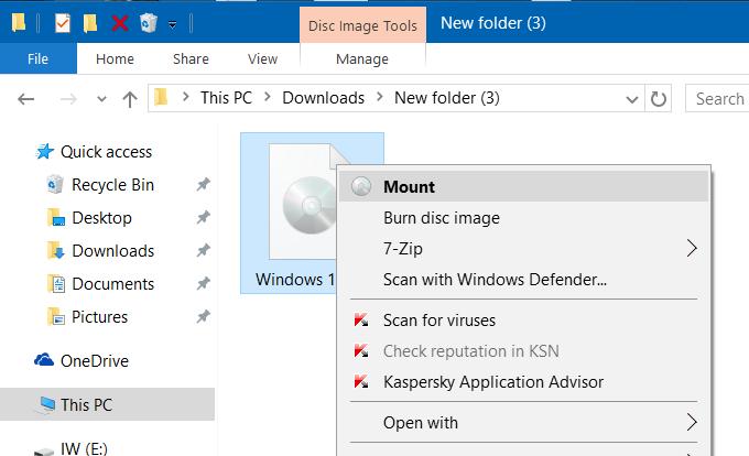 Reinstalar Windows 10 sin paso de pérdida de datos1