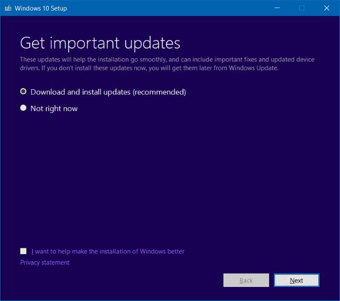 Reinstalar Windows 10 sin paso de pérdida de datos6