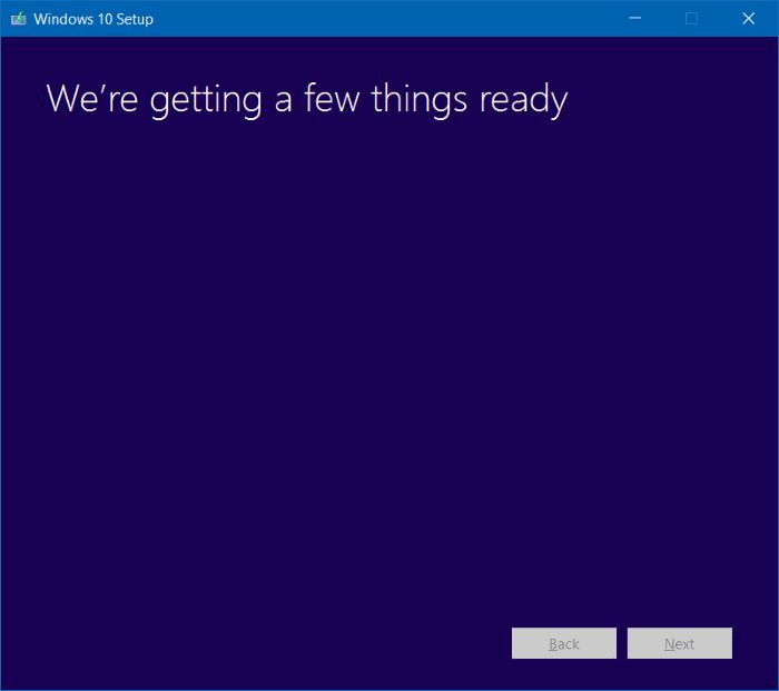 Reinstalar Windows 10 sin pérdida de datos step7