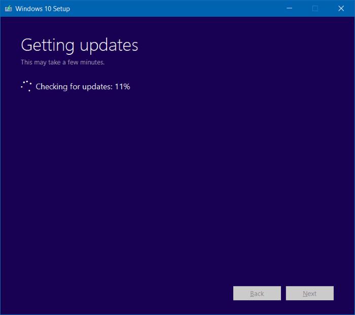 Reinstalar Windows 10 sin paso de pérdida de datos9