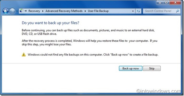 Reinstalar Windows 7 sin clave de producto step6