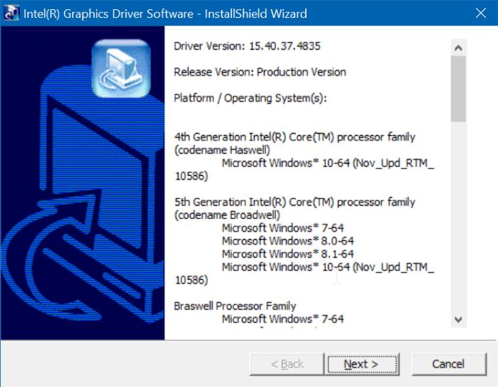 Reinstalar el controlador de gráficos en Windows 10 pic5