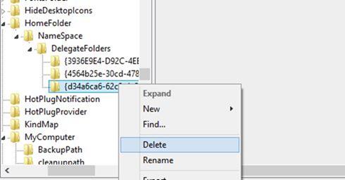 Quitar favoritos, archivos recientes y carpetas recientes de Home In Windows 10 picture3