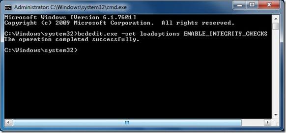 Quitar marca de agua del modo de prueba del escritorio de Windows 7 Paso 6