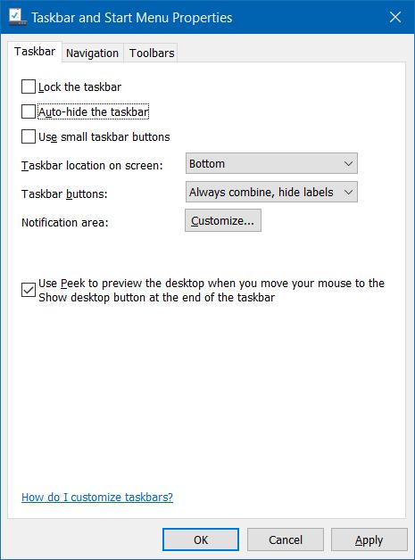 Quitar el icono del modo de vuelo del avión de la barra de tareas de Windows 10 step5