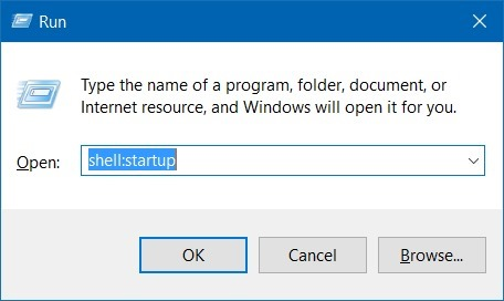 Quitar programas del inicio en Windows 10 step2
