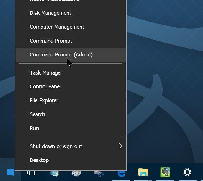 Renombrar carpetas de acceso rápido en Windows 10 step2