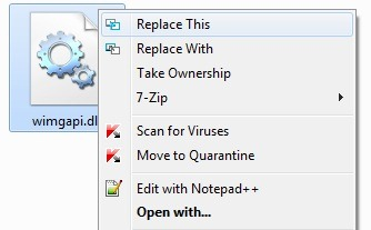 replace Windows 7 system files1