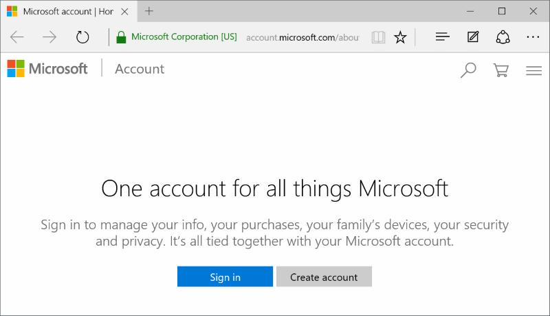 Restablecer o cambiar la contraseña de la cuenta de Microsoft Windows 10 pic6