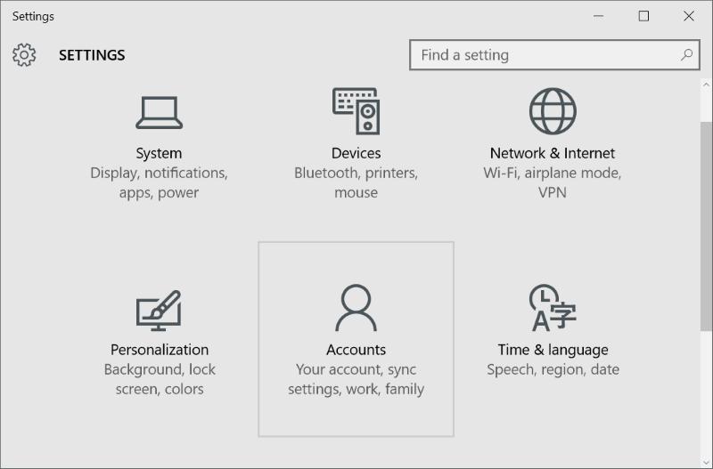 Restablecer o cambiar la contraseña de su cuenta de Microsoft Windows 10 pic2
