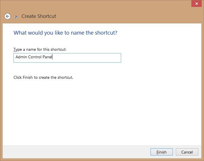 Ejecutar panel de control como paso de administrador4