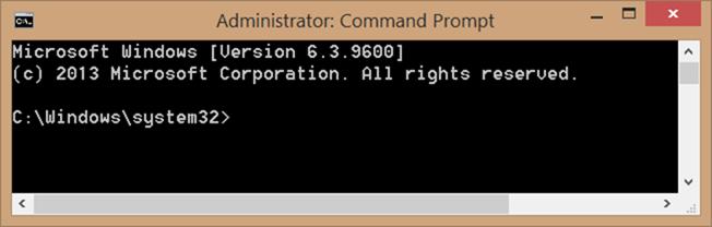 Ejecutar archivo MSI como administrador desde el símbolo del sistema