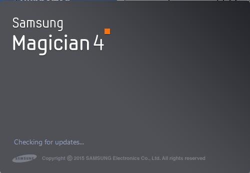 Samsung Magician for Windows 10