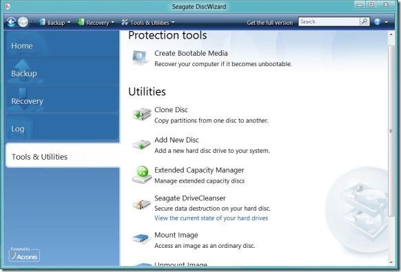 Seagate DiscWizard 13 Free Download