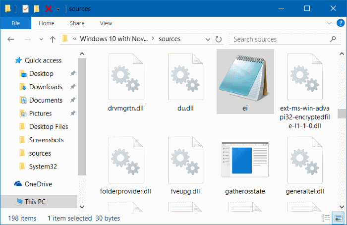 Seleccionar la edición de Windows 10 Pro durante la instalación de Windows 10 step9