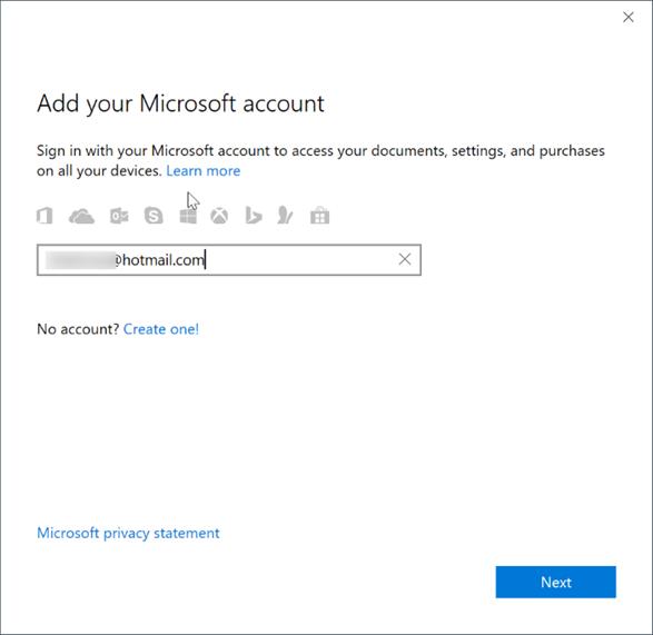 Iniciar sesión o cerrar sesión en notas adhesivas en Windows 10 pic2