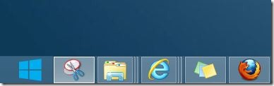Start Screen On Desktop Windows 8