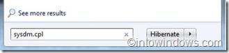 Cómo habilitar la función Restaurar sistema en Windows 7 pic1