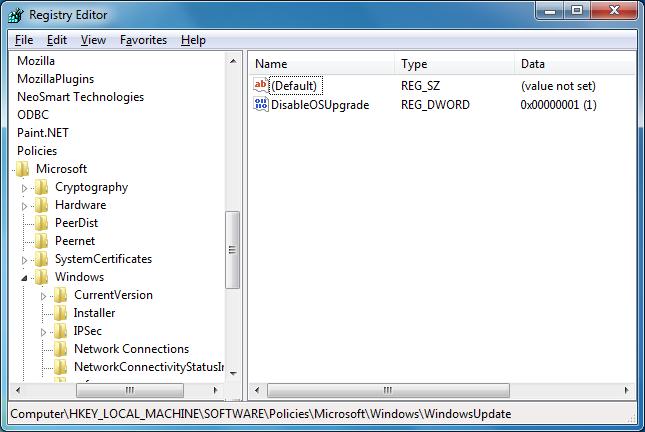 Detener la actualización a Windows 10 pic3