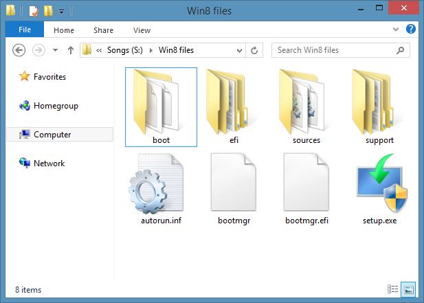 Probar Windows 8.1 sin instalar el paso 01