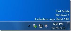 Cambiador de iconos de bandeja para Windows 7