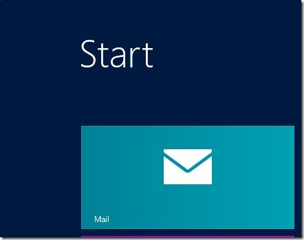 Turn On Email Notification In Windows 8 Step2