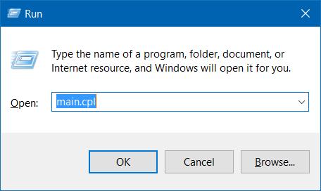 Activar o desactivar los gestos del panel táctil en Windows 10 pic4