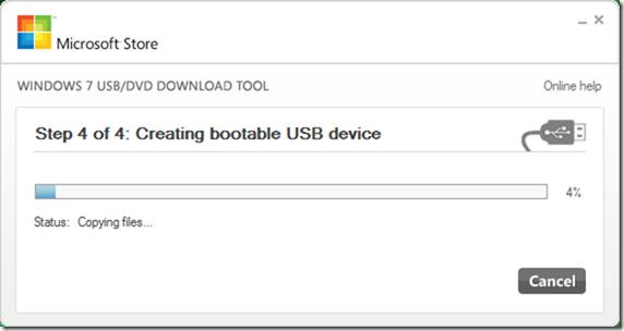 UEFI bootable USB Windows 10 step11