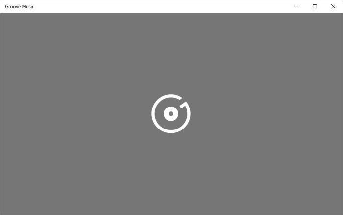 Desinstalar música Groove de Windows 10