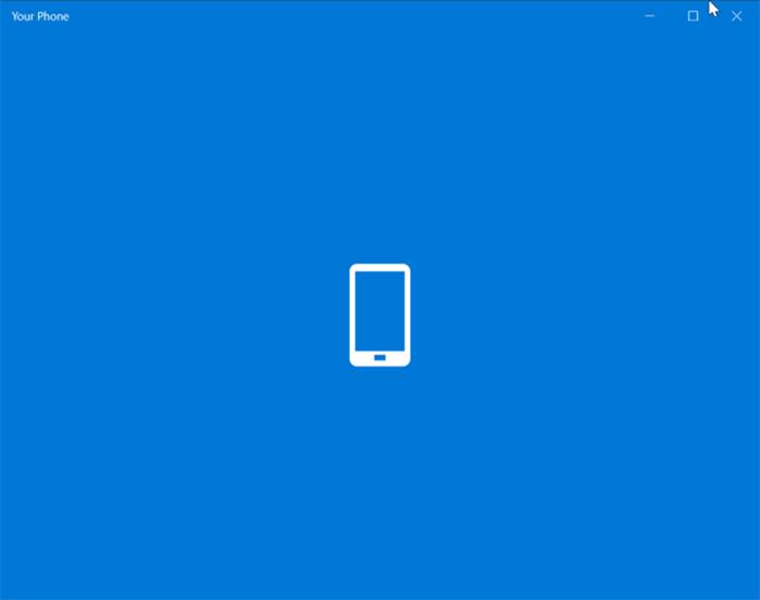 Desinstala o reinstala la aplicación del teléfono en Windows 10