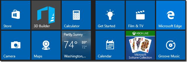 Desinstalar aplicaciones preinstaladas con Windows 10 App Remover
