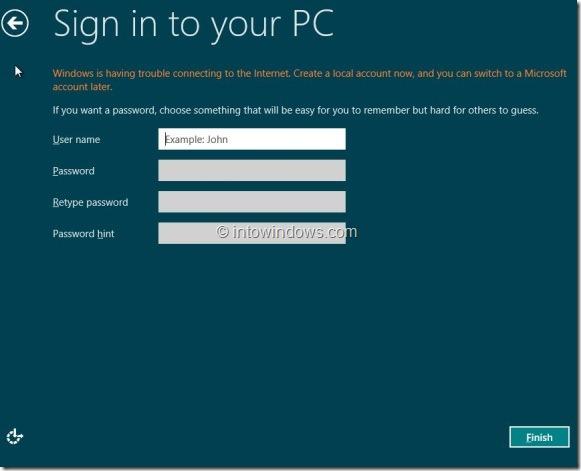 Upgrade Windows 7 To Windows 8 Step16