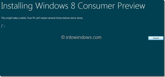 Upgrade Windows 7 To Windows 8 step9