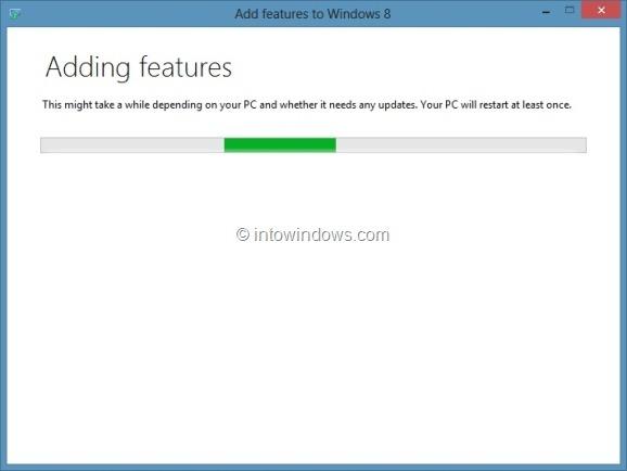 Upgrade Windows 8 To Windows 8 Pro Step5