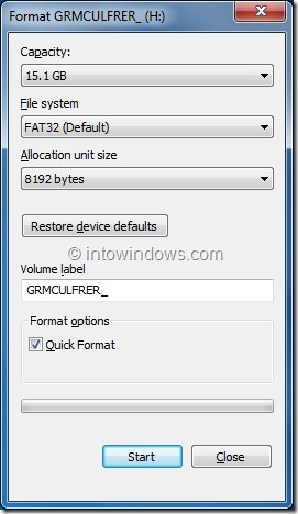 Use UltraISO To Make USB Bootable Step5