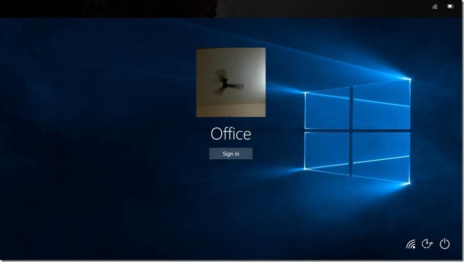 Usar vídeo como imagen de cuenta de usuario en Windows 10