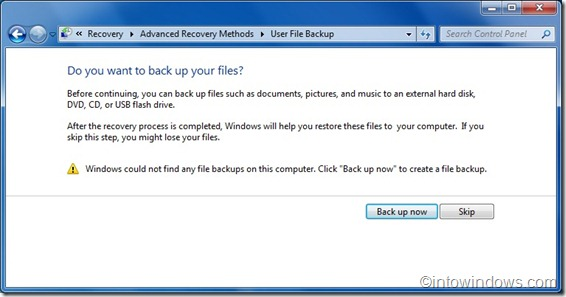reinstalar windows 7 step5