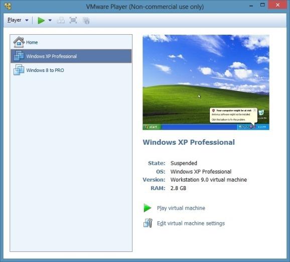 VMware Player 5 Download